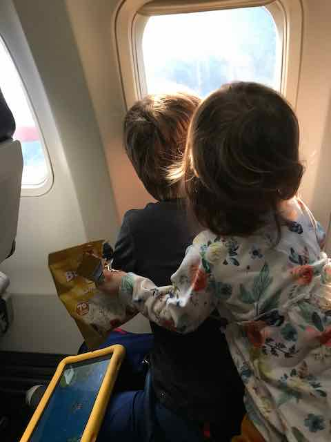 tips for traveling with young kids.