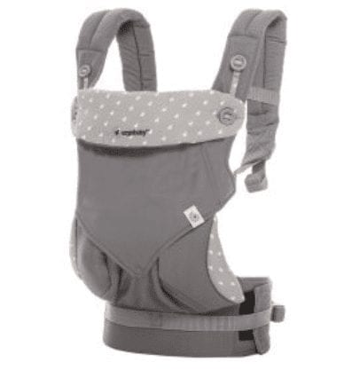 recycled baby carrier