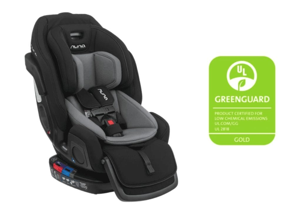 eco-friendly baby products car seat